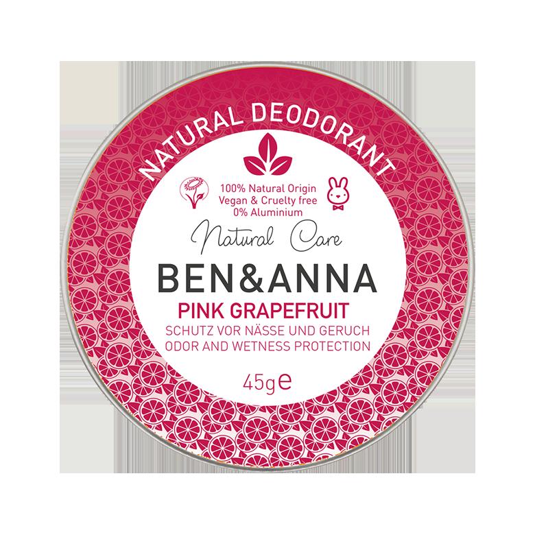 6005M_Pink Grapefruit_natúr tégelyes krémdezodor 45 g
